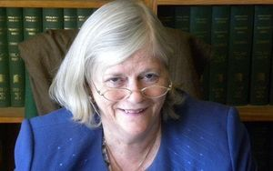 Ann widdecombe images of christmas